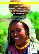 Addis Ababa Principles and Guidelines for the sustainable use of Biodiversity
